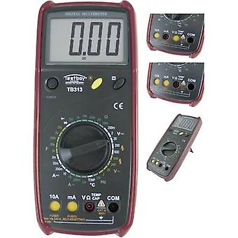Testboy TB 313 Handheld multimeter Digital CAT III 600 V Display (counts): 2000