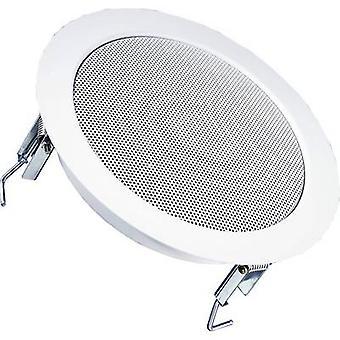 Flush mount speaker Visaton DL 18/2 70 W 8 Ω White