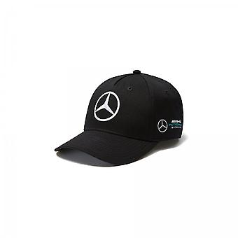 Mercedes AMG Petronas 2018 Team Cap Black