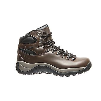 Merrell trekking shoes reflex II mid leather waterproof Brown
