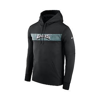 Nike Nfl Philadelphia Eagles Therma Po Hood