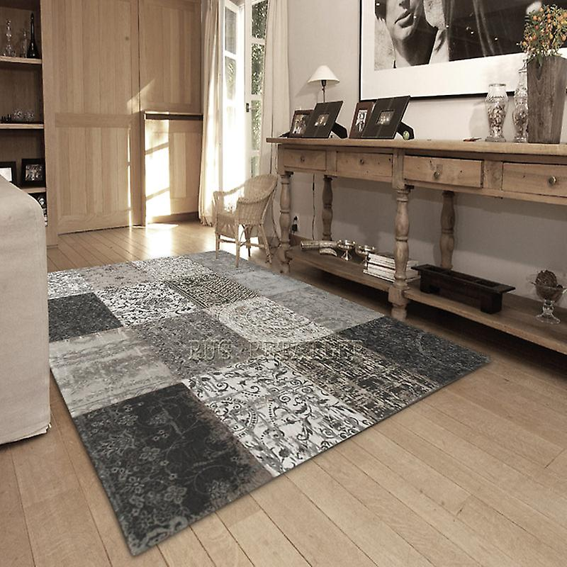 Rugs - Vintage - Black & White 8001 - 8101