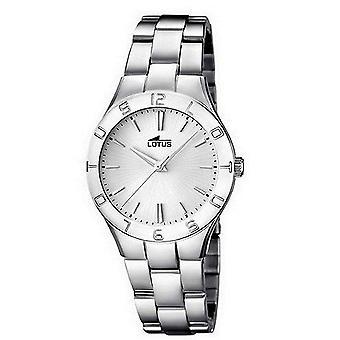 Lótus relógios senhoras assistir tendência 15895-1