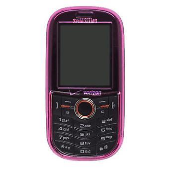 Pack 5 - Solutions sans fil Snap-On avec étui pour Samsung SCH-U450 intensité - rose
