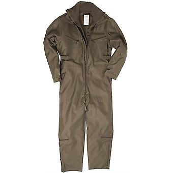 Mil-Tec German Tanker Coverall with Olive Liner