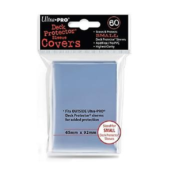 Ultra Pro Small Sleeves Clear Card Protector Regular 65x92mm