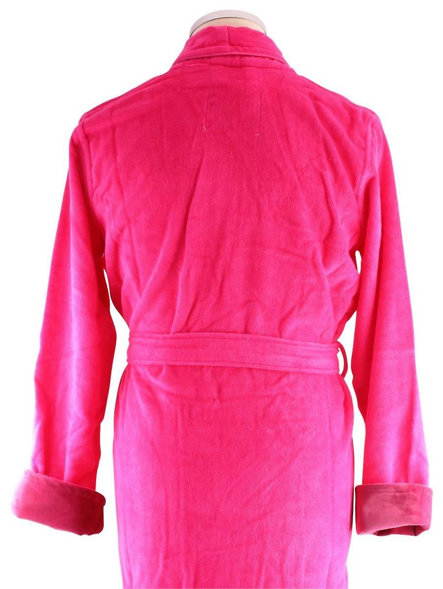 e64a12f0d1 Bown of London Fuchsia Berry Short Dressing Gown - Pink