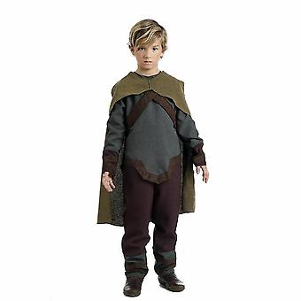 Elf Galadriel boys costume Ranger Hunter child costume
