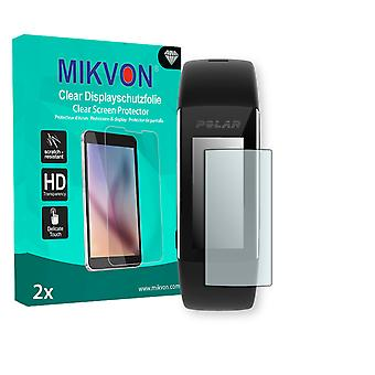 Polar A360 Screen Protector - Mikvon Clear (Retail Package with accessories) (reduced foil)