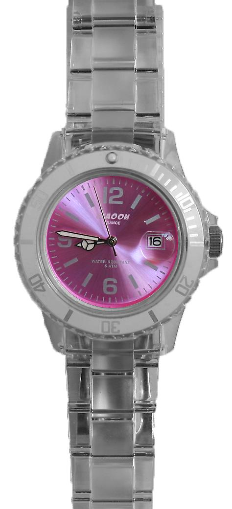 Waooh - zeigt Venedig 34 White Dial Farbe