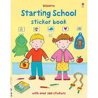Start skolebøkene klistremerke av Felicity Brooks - Kay Widdowson - 978