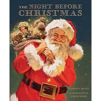 The Night Before Christmas by Tom Browning - Clement Clarke Moore - 9