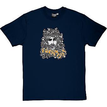 Frank Zappa ausflippen Herren T-Shirt
