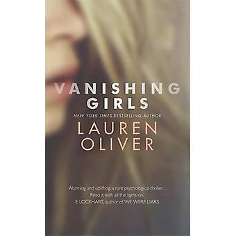 Forsvinningspunkt jenter av Lauren Oliver - 9781444786811 bok