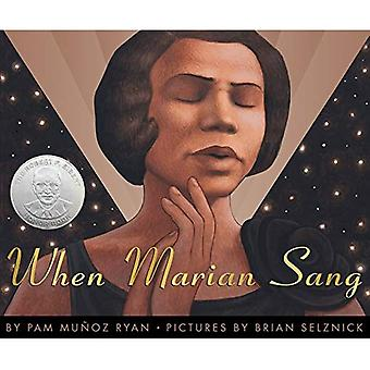 When Marian Sang: The True Recital of Marian Anderson (Bank Street College of Education Flora Stieglitz Straus Award (Awards))