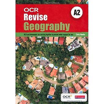 OCR A2 réviser géographie (OCR une géographie niveau)