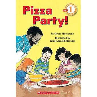 Pizza Party (Level 1) (Hello, Reader!)