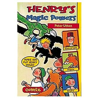 Henry's Magic Powers (Comix)