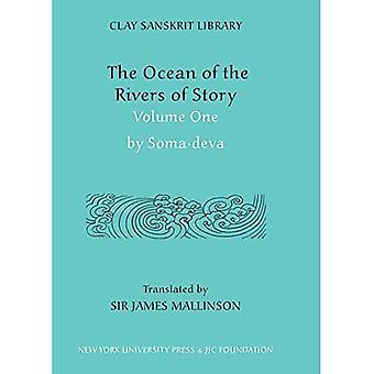 El océano de los ríos de la historia: v. 1 (biblioteca de Sanskrit de la arcilla)