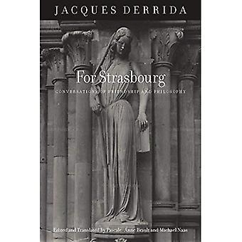 Für Strasbourg: Gespräche über Freundschaft und Philosophie