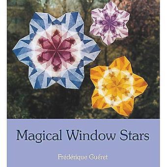 Fenêtre magique étoiles