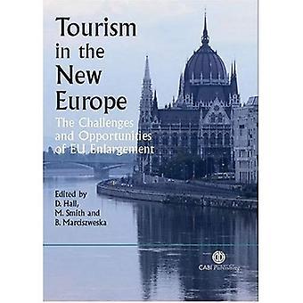 Toerisme in het nieuwe Europa: de uitdagingen en kansen van de uitbreiding van de EU (Cabi Publishing)