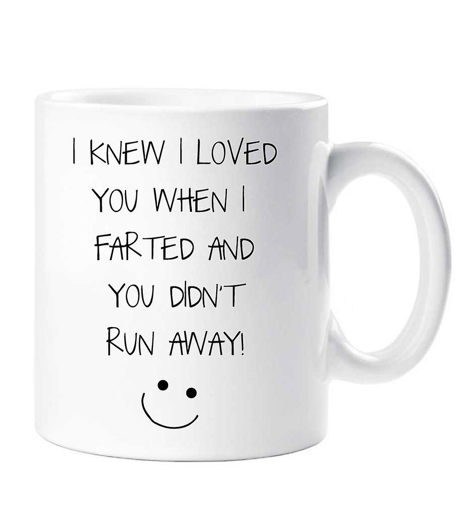 N'a Quand Pas Savais Je T'aimais J'ai S'enfuir Que Mug Pété Et Vous vnONm0w8