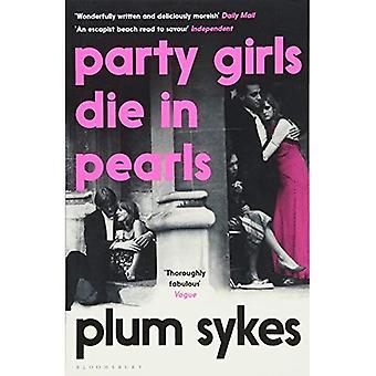 Party jenter dør i perler (en Oxford jente mysterium)