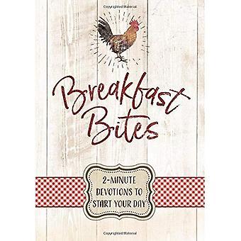 Frukost biter: 2 minuters andakt att börja dagen