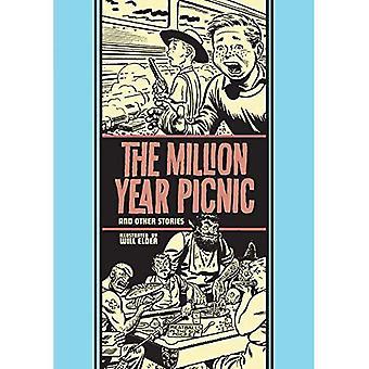 Miljoner år picknick och andra berättelser