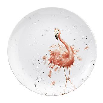 Wrendale Designs Flamingo Melamine Platter