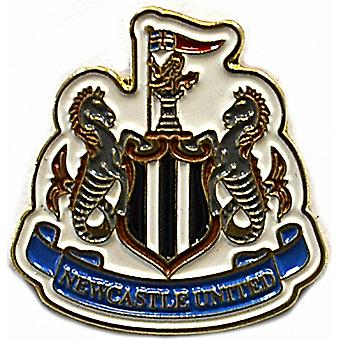 Newcastle United FC Metall / Emaille Anstecknadel (bb)