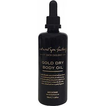 Natural Spa Factory Gold Dry Body Oil