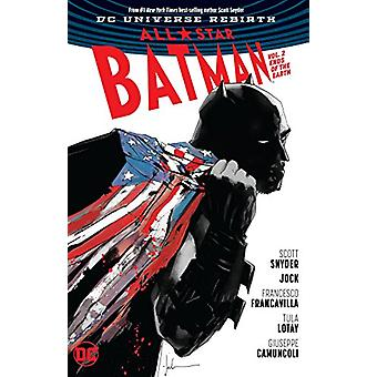 All Star Batman Vol. 2 Ends of the Earth by Scott Snyder - 9781401277