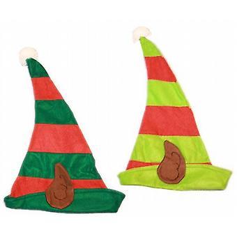 Nyheten Christmas Elf lue med ører - sett 2