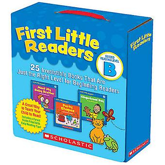 First Little Readers - Guided Reading Level B - 25 Irresistible Books T
