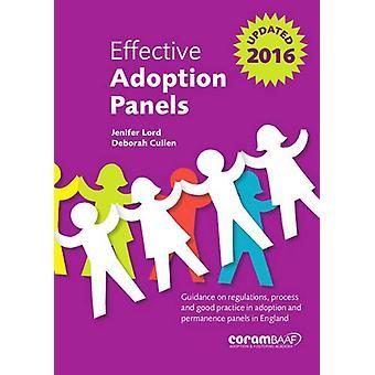 Effective Adoption Panels by Jenifer Lord - 9781910039519 Book