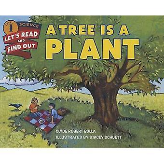 A Tree Is a Plant by Clyde Robert Bulla - Stacey Schuett - 9781680652