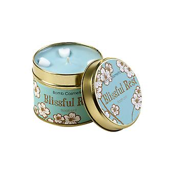 Bomb Cosmetics Tinned Candle - Blissful Rest