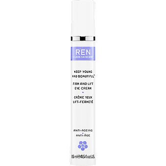 Ren Keep Young & Beautiful Firm & Lift Eye Cream