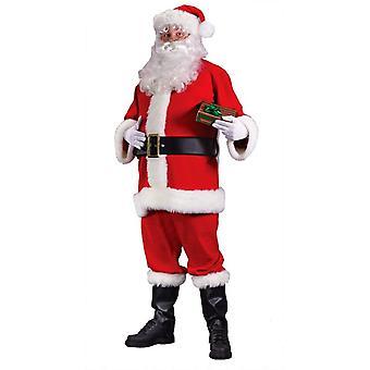 Bonne Santa adulte Costume