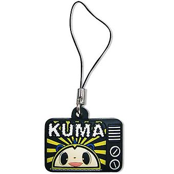 Cell Phone Charm - Persona 4 TV - New Kuma on TV Anime Licensed ge82531