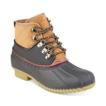 Tommy Hilfiger Womens Rinah Closed Toe Ankle Cold Weather Boots