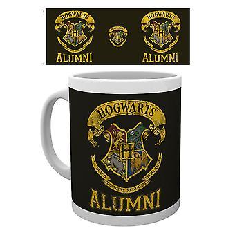 Harry Potter Hogwarts Alumni Ceramic Coffee Mug (ge)