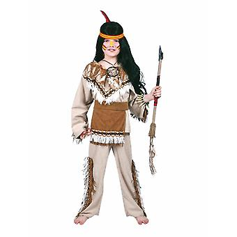 Running Bear Brave Indian Costume Garçons Costumes Enfants Costume Wild West Carnival Cowboy Carnival