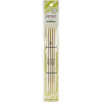 Bamboo Double Pointed Needles 8