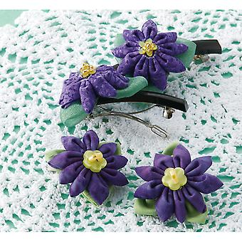 Kanzashi Flower Maker Extra Small Gathered Petal 8492