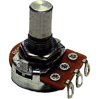 Single turn rotary pot Mono 0.2 W 1 MΩ Potentiometer Service GmbH 1 pc(s)