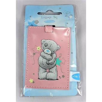 Me to You Bear Luggage Tag