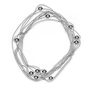 Calvin Klein-diamond necklace